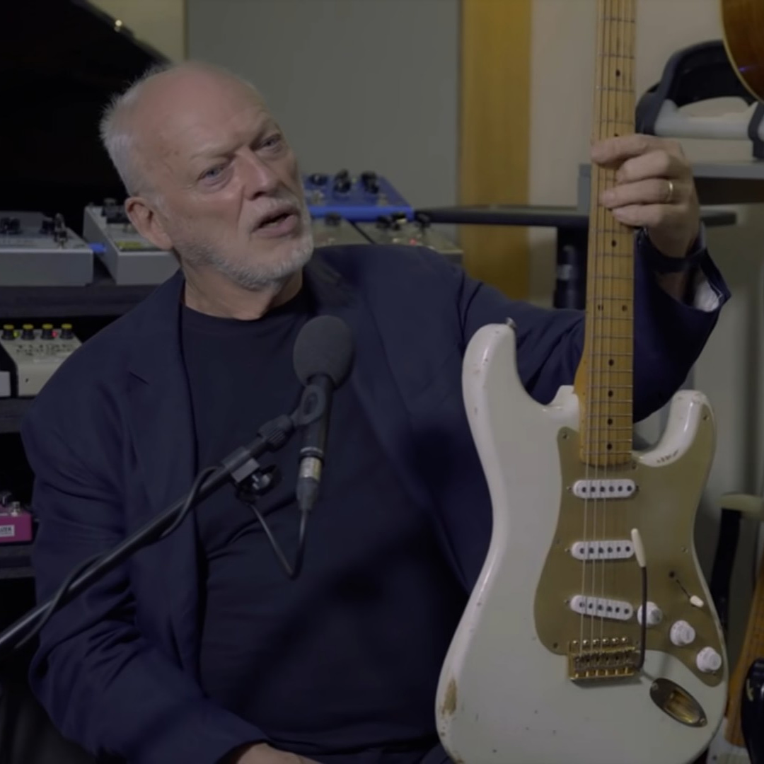 David Gilmour 6 milliárd forintért adta el a gitárjait, hogy segítse a klímakatasztrófa elleni harcot